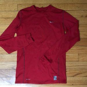 Nike Pro Combat Dri-Fit long sleeve shirt